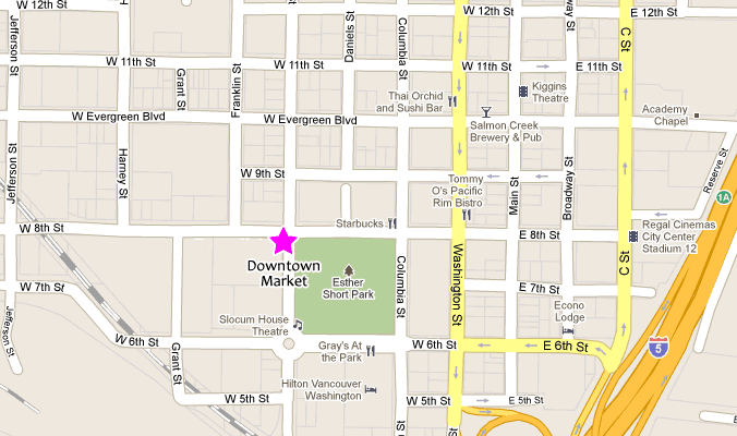 Downtown Market Map