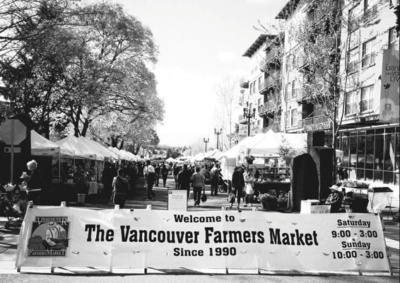 Vancouver Farmers Market - Always Fresh, Always Local