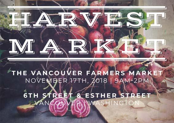 Harvest Market Nov 17