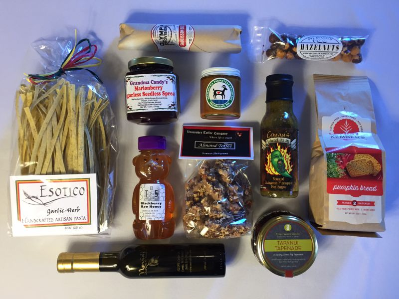 Deluxe Local Lover Basket